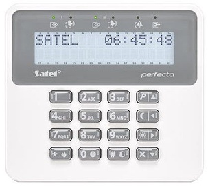 Satel PRF-LCD LCD Keypad for Perfecta Control Panels