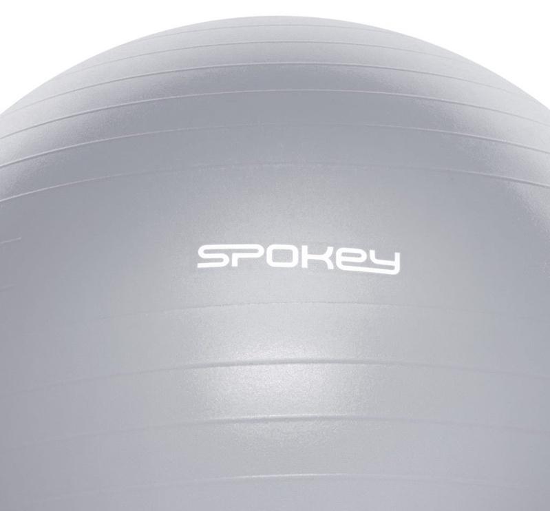 Spokey Fitball III Grey 75cm 921022