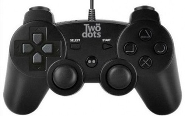 Two Dots Wired Pro Pad 3 Black