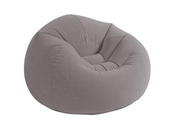 Piepūšams krēsls Intex 68579NP, pelēka, 1040x1070 mm