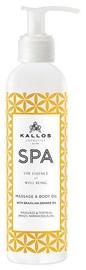 Kallos Spa Massage & Body Oil 200ml