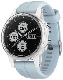 Garmin Fēnix 5S Plus 42mm White/Seafoam