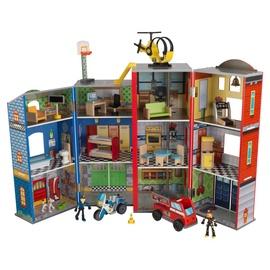 Žaislinis herojų namelis Kidkraft 63239