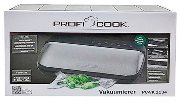Vakuumatorius Proficook PC-VK 1134