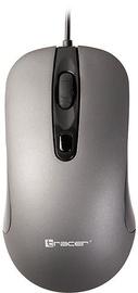 Tracer Silenta USB Optical Mouse Silver