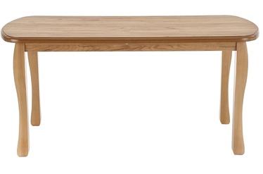 Pusdienu galds Halmar Arnold, ozola, 1500x800x750mm