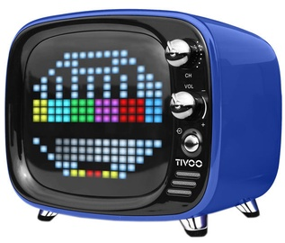 Divoom Tivoo Bluetooth 5.0 Portable Speaker Blue