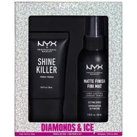 Комплект NYX Diamonds & Ice, 80 мл