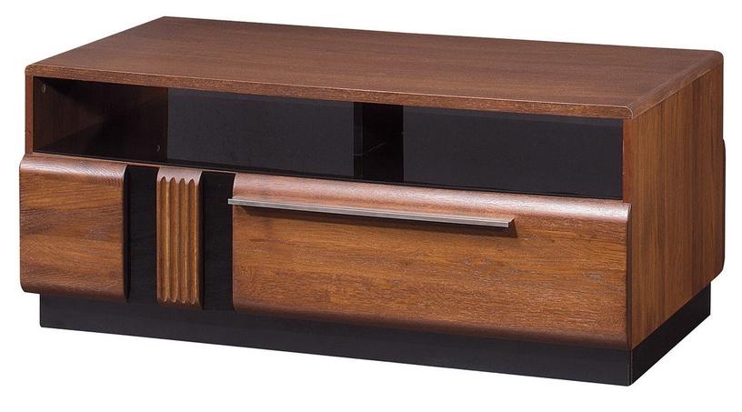 Kavos staliukas Szynaka Meble Porti 41 Antique Oak, 1100x560x470 mm