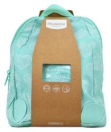Mustela Baby Backpack 5pcs Set 340ml Green