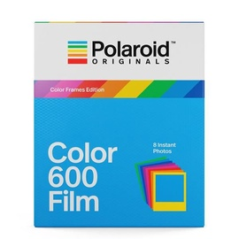 Polaroid Color 600 Film 8 Sheets
