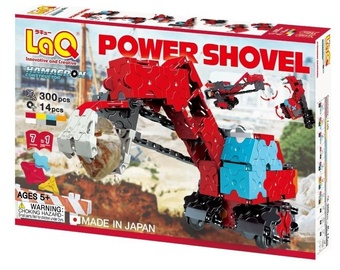 Konstruktorius LaQ Japanese Hamacron Power Shovel
