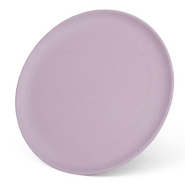 Fissman Bamboo Plate 28x1.2cm Violet