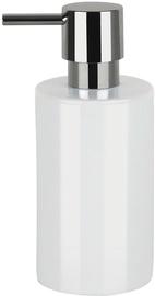 Spirella Tube Soap Dispenser White