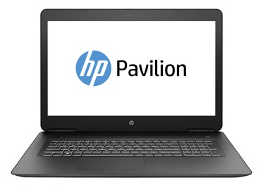 HP Pavilion Gaming 17 ab405na Black 4CK41EA#ABU