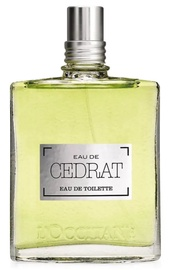 L´Occitane Eau de Cedrat 75ml EDT