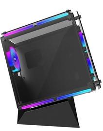AZZA Cube 802F Black RGB ATX CSAZ-802F