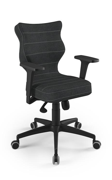Biroja krēsls Entelo Perto Black DC17 Navy Blue