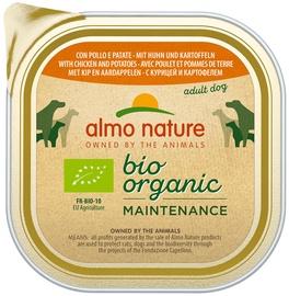 Almo Nature BIO Organic Maintenance Chicken & Potatoes 300g
