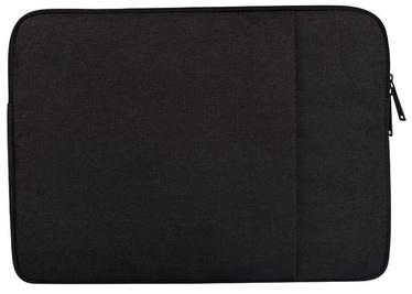Сумка для ноутбука MiniMu Laptop Bag, черный, 14-15.6″