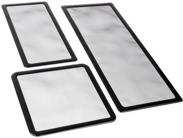 DEMCiflex Dust Filter Black DF0288 Set For Fractal Design Arc Midi