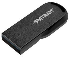 USB-накопитель Patriot Memory BIT+, черный, 64 GB