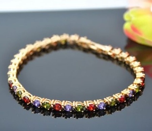 Vincento Bracelet With Stellux Crystal LB-1145