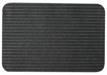 Durvju paklājs Verners Seria 500 899-000 Black, 600x400 mm