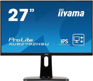 "Monitorius Iiyama ProLite XUB2792HSU-B1, 27"", 4 ms"