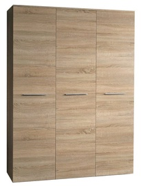 ASM Big Wardrobe Sonoma Oak