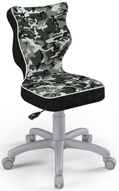 Детский стул Entelo Petit Size 3 ST33 Grey/Camo, 335x300x775 мм