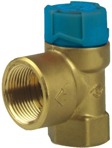 Afriso Safety Valve 1/2 6bar