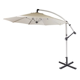 Home4you Capri Parasol 300cm Beige