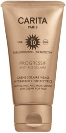 Carita Progressif Protecting & Moisturising Sun Cream Face SPF10 50ml
