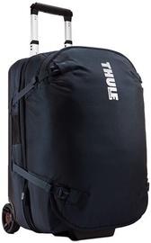 Ceļojumu soma uz riteņiem Thule Thule Subterra 3203450, zila/melna, 56 l