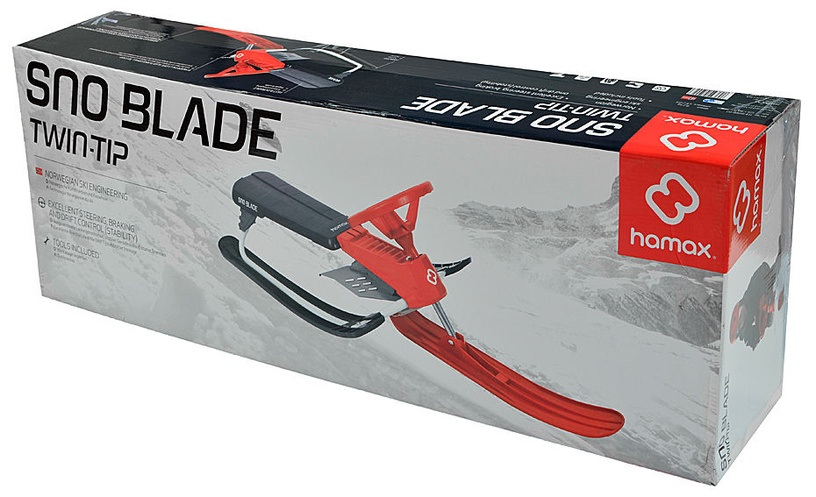 Hamax Sno Blade Red 505902