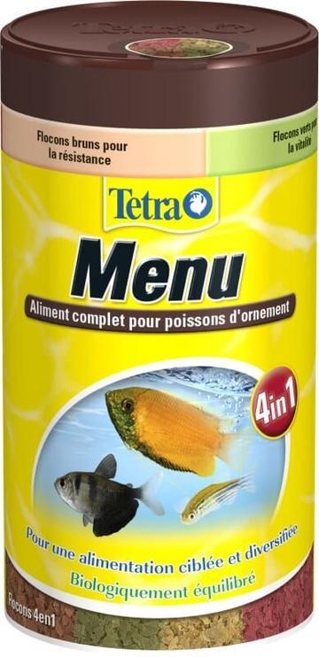Kalasööt Tetra Menu 250ml