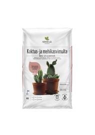 Kaktuse- ja sukulendimuld Kekkilä 6l