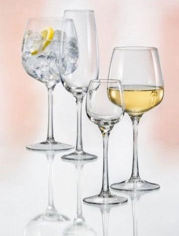 Bohemia Champagne Glass Emma 260ml 140302