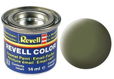 Revell Email Color 14ml Matt RAF Dark Green 32168