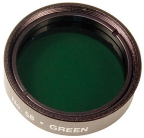 Levenhuk 1.25 Optical Filter Dark Green