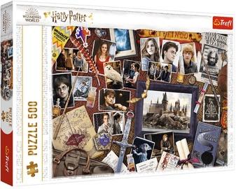 Puzle Trefl Harry Potter, 500 gab.