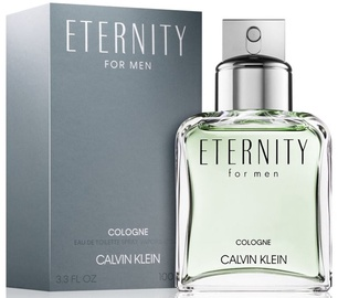 Tualetinis vanduo Calvin Klein Eternity For Men Cologne 100ml EDT