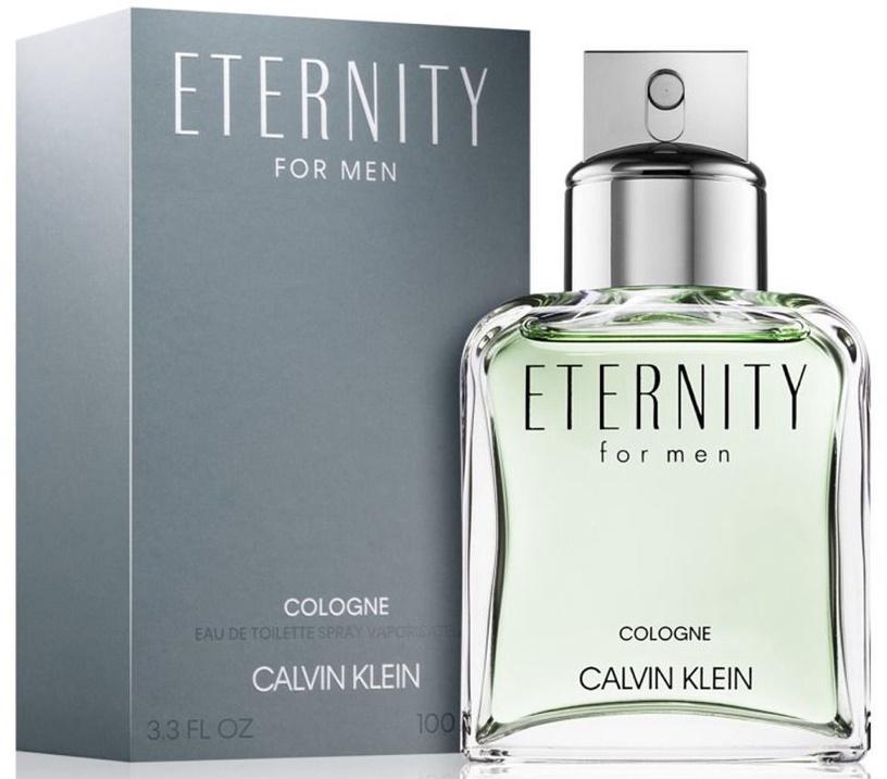 Tualetes ūdens Calvin Klein Eternity For Men Cologne 100ml EDT