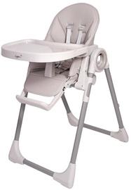 Maitinimo kėdutė Luppee Luppee Fency, pilka