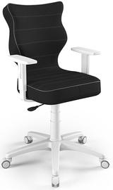 Entelo Office Chair Duo White/Black Size 6 FC01