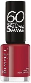 Rimmel London 60 Seconds Super Shine 8ml Nail Polish 310