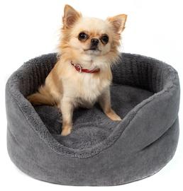 Кровать для животных Wiko Yohanka Size 6, серый, 690 мм x 610 мм