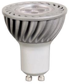 Hama LED Xavax GU10 WW 5.5W 220-240V 50-60Hz 250lm 30W