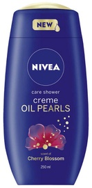 Nivea Creme Oil Pearls Cherry Blossom Shower Gel 250ml